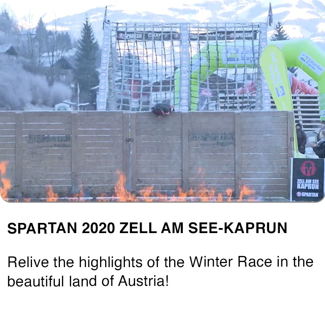 Winter Spartan 2020 Zell Am-See Kaprun
