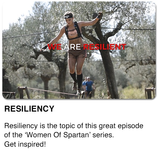Women of Spartan and Resiliency