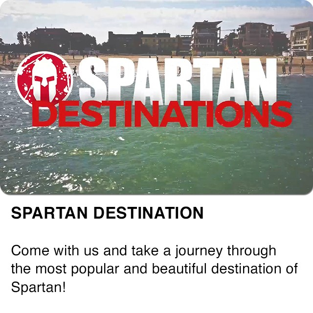 Spartan Destinations