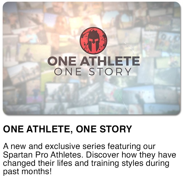 One Athlete, One Story
