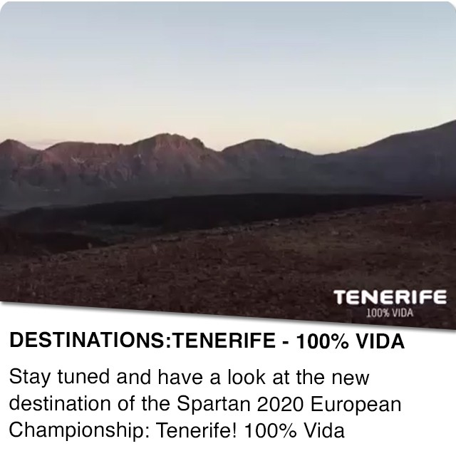 Destinations: Tenerife - 100% Vida