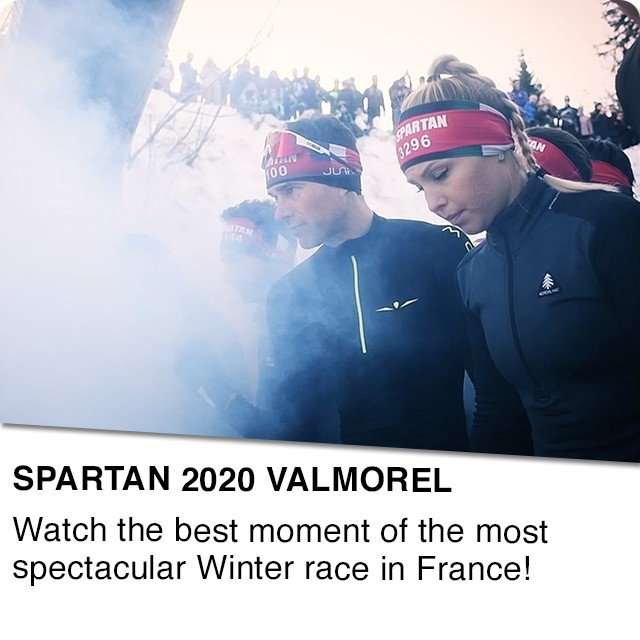Winter Spartan 2020 Valmorel
