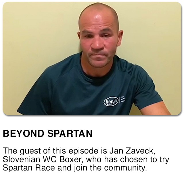 Beyond Spartan series