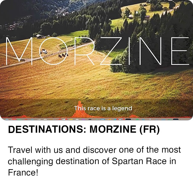 Destinations: Morzine (FR)