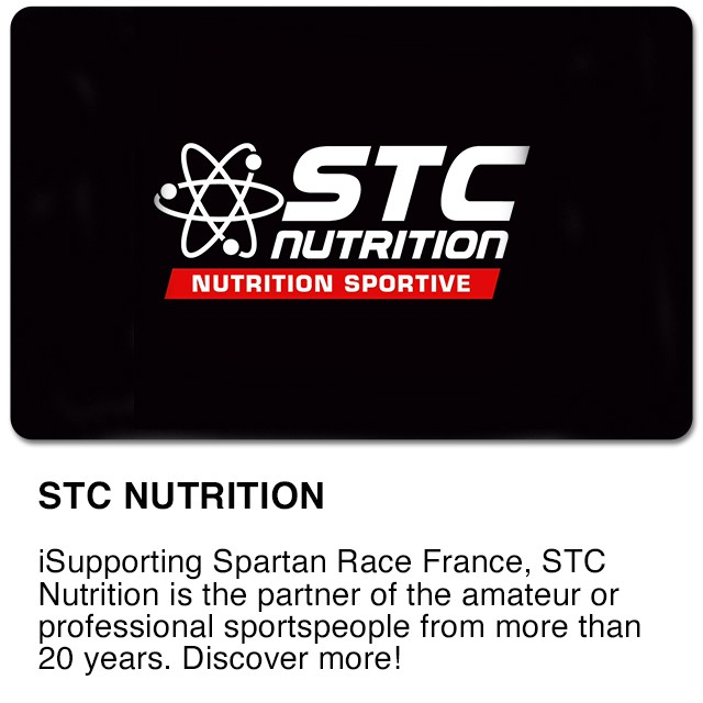 STC NUTRITION AND SPARTAN FRANCE
