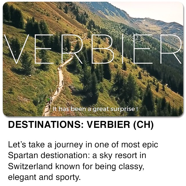 Destinations: Verbier