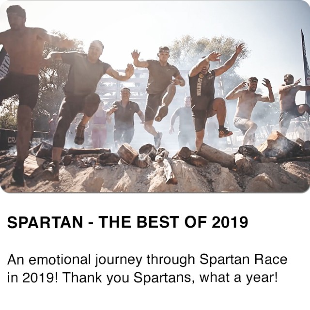 Spartan Race - The best of 2019 movie