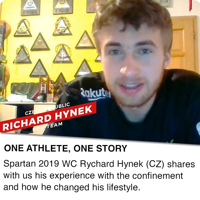 Richard Hynek - One Athlete, One Story