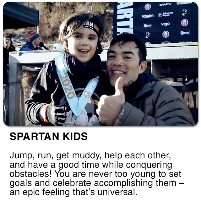 Spartan Race Kids