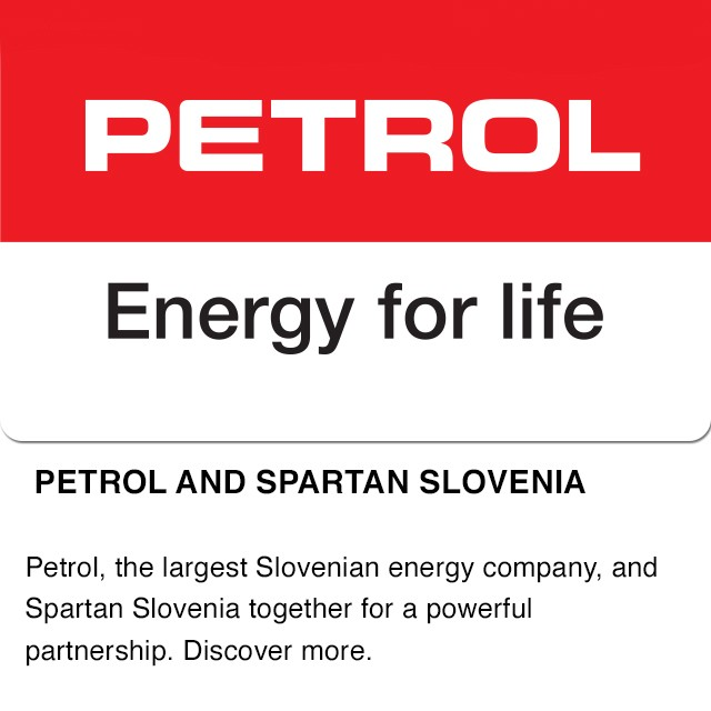 Petrol and Spartan Slovenia