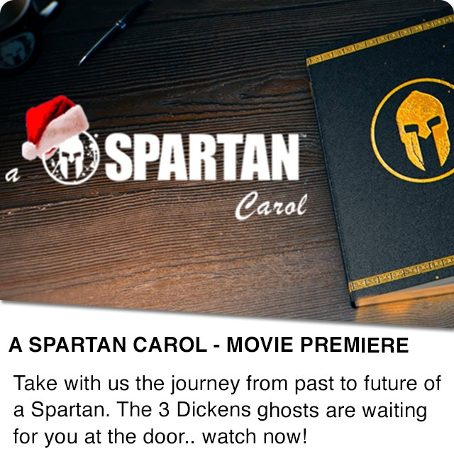 A Spartan Carol - Movie premiere