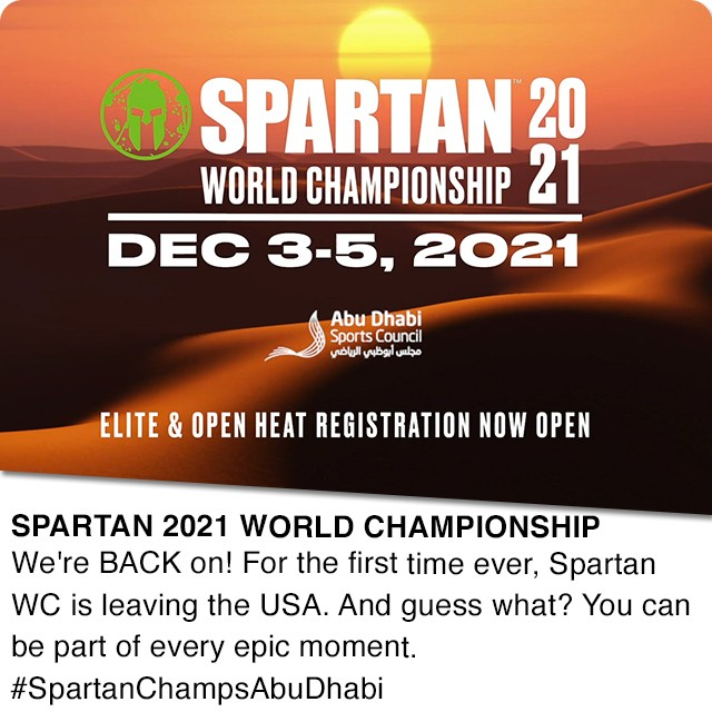 Spartan 2021 World Championship